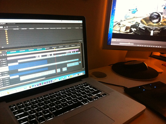 VFX pro produces short film with a Macbook Pro and Adobe Creative Cloud 19