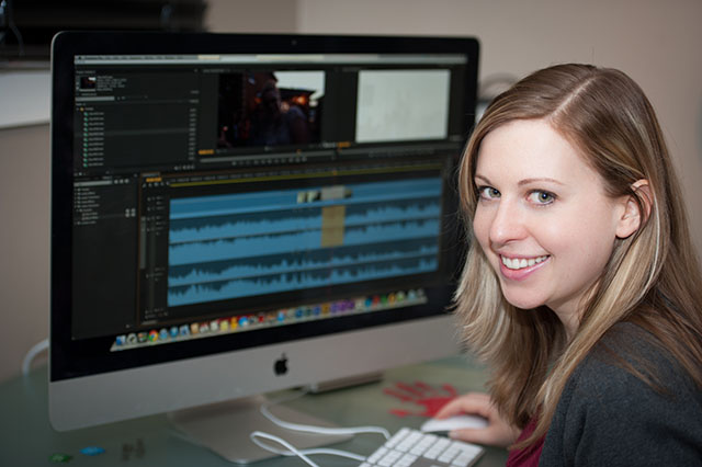 Working hard in corporate video—and loving it 13