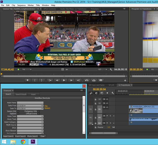 MLB Network retools editing and post-production environment 7