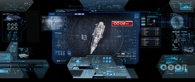 """VFX and motion graphics experts use Adobe After Effects on """"Star Trek Into Darkness"""" 19"""
