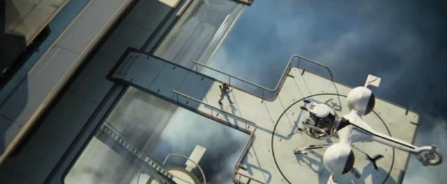 "Joseph Kosinski's film ""Oblivion"" showcases elegant effects created with Adobe After Effects 7"