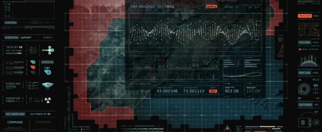 "Joseph Kosinski's film ""Oblivion"" showcases elegant effects created with Adobe After Effects 9"