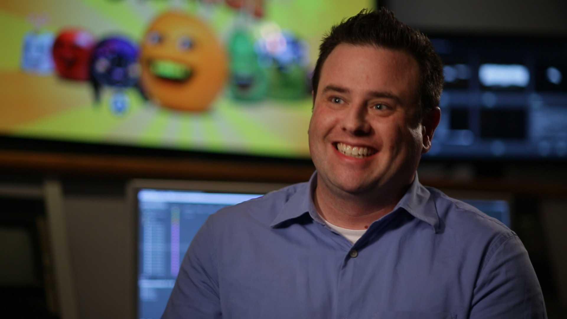 Kappa Studios switches to Adobe workflow to create Cartoon Network's Annoying Orange series 11