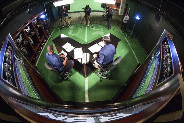 Rams Broadcasting Network creates winning entertainment 8
