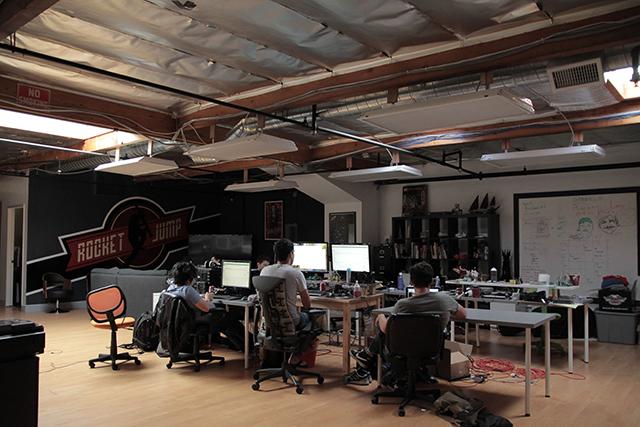RocketJump practices and teaches next-generation filmmaking 8