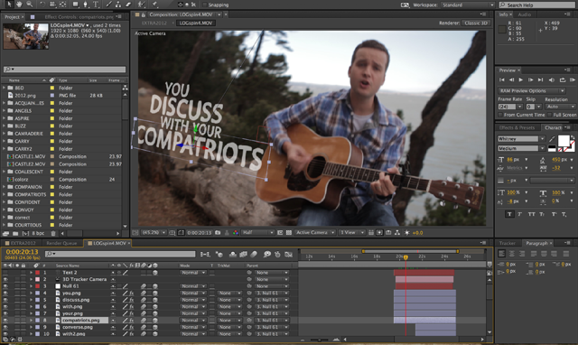 Adobe employee's clever music videos get over one million views on YouTube 8