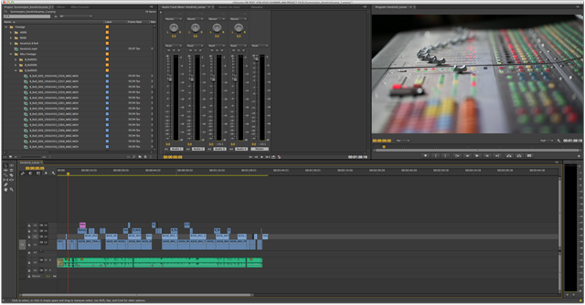 Cutting‐edge post production house switches to Adobe Creative Cloud video workflow 8