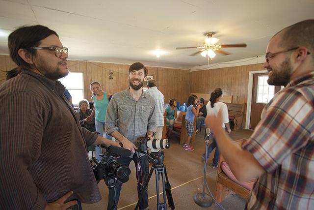Sundance veteran offers up lyrical documentary film 15