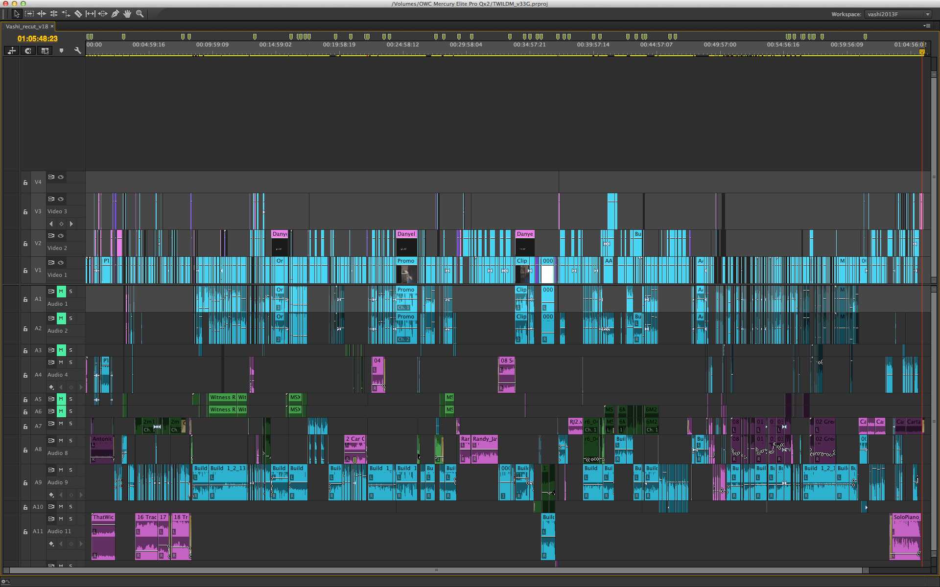 Vashi Nedomansky edits documentary on PTSD with Adobe Premiere Pro CC 12