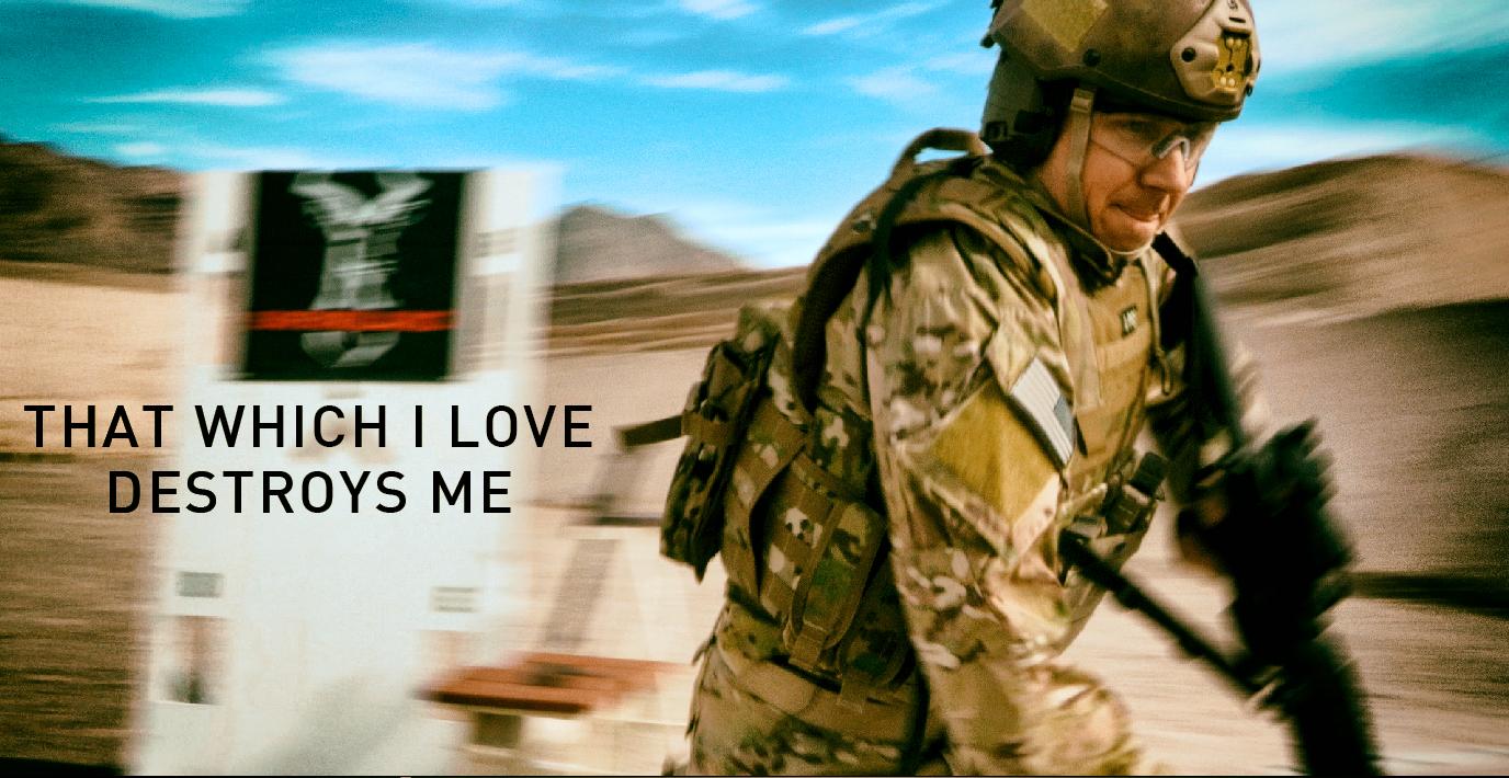 Vashi Nedomansky edits documentary on PTSD with Adobe Premiere Pro CC 10