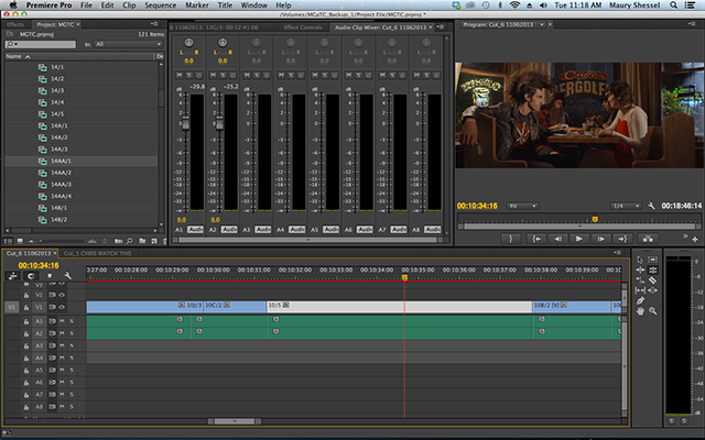 USC graduate students embrace Adobe Creative Cloud to edit thesis film 13
