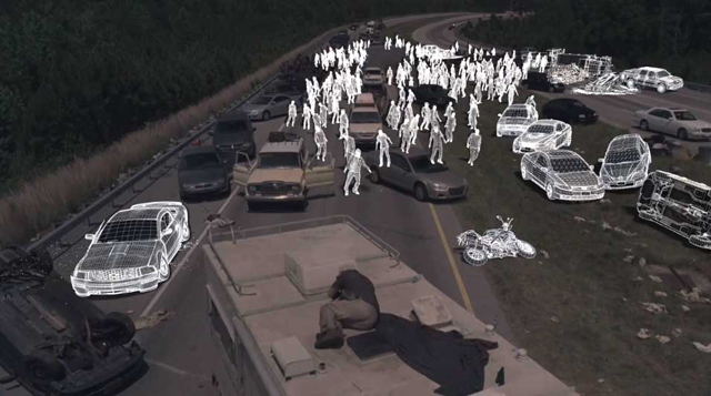 "Stargate Studios sets the bar for visual effects on productions such as ""The Walking Dead"" 15"