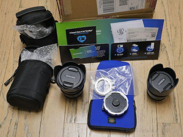 Renting Lenses from LensRentals.com 16