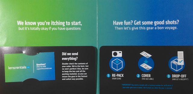 Renting Lenses from LensRentals.com 15