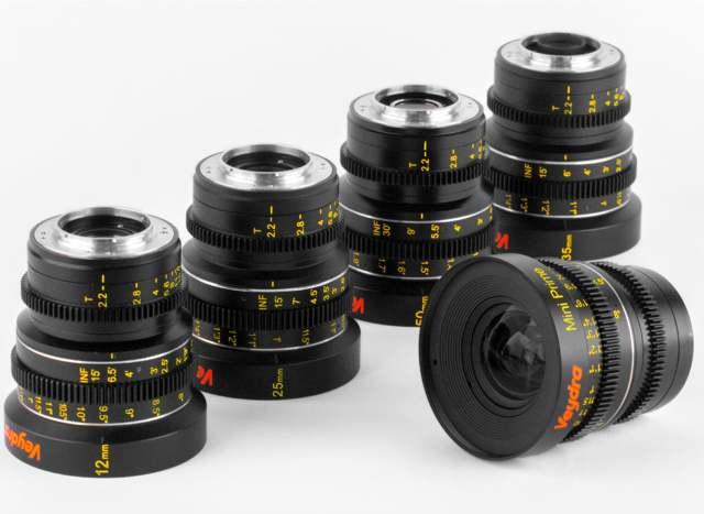 Coming Soon: Veydras Micro 4/3 Cinema Primes 5