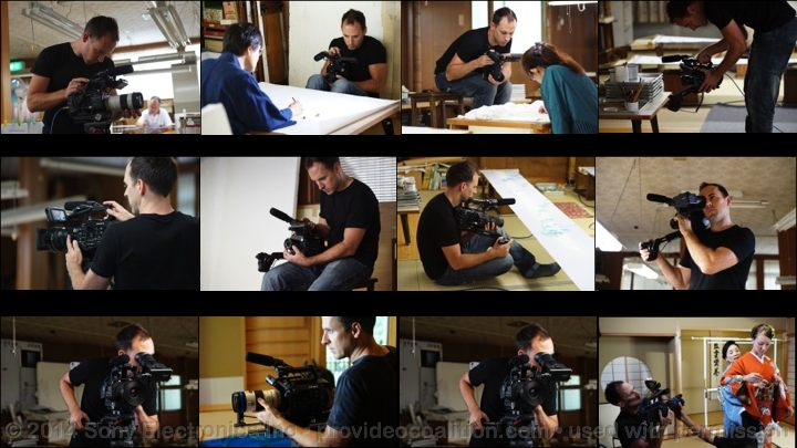 122 Slides on the Sony PXW-FS7 62