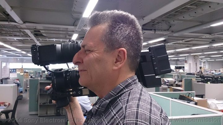122 Slides on the Sony PXW-FS7 89