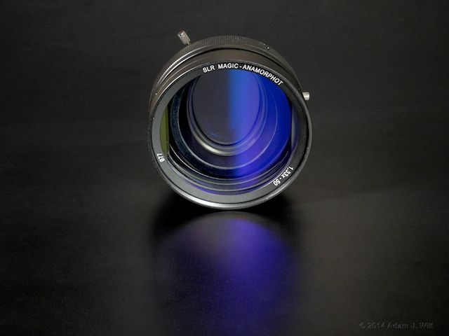 Review: SLR Magic ANAMORPHOT 1,33x 50 anamorphic adapter by Adam