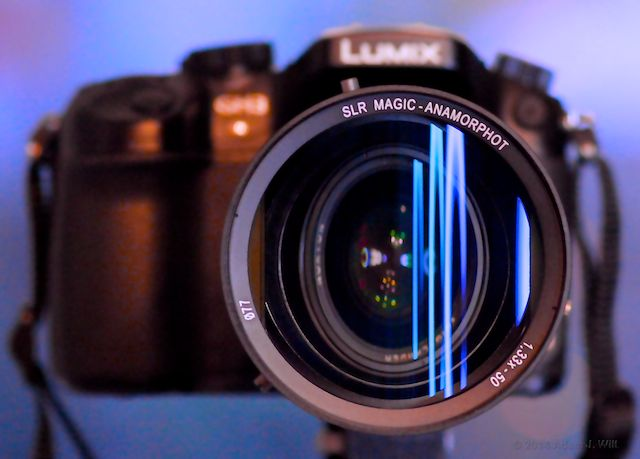Entering Production: SLR Magic ANAMORPHOT 1,33x 50 6