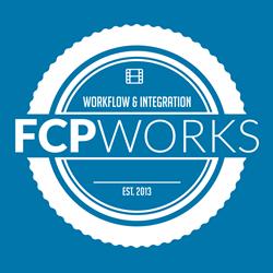 FCPWorks logo