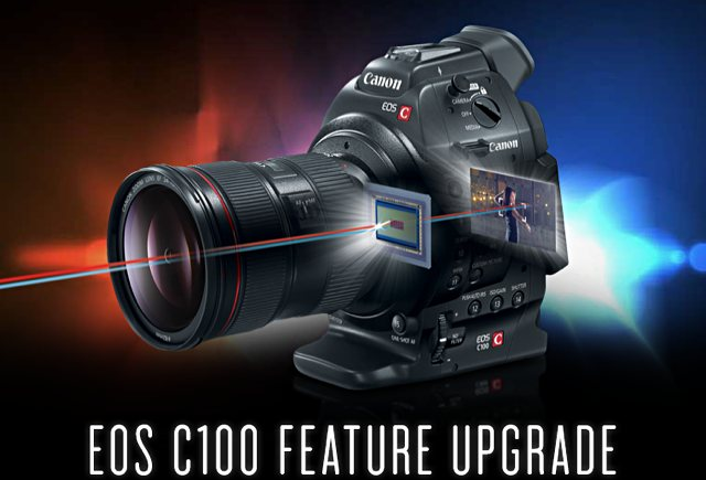 C100 upgrade