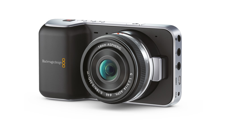 Blackmagic Design Releases RAW Recording for Blackmagic Pocket Cinema Camera 4