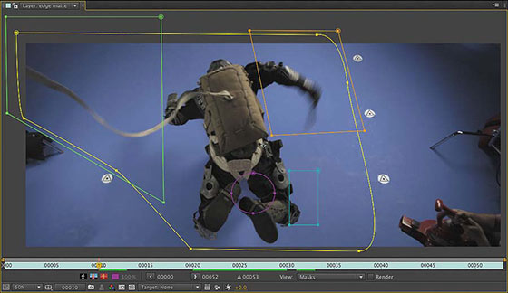 Book Note: 'Adobe After Effects CS6 Visual Effects and Compositing Studio Techniques' 10