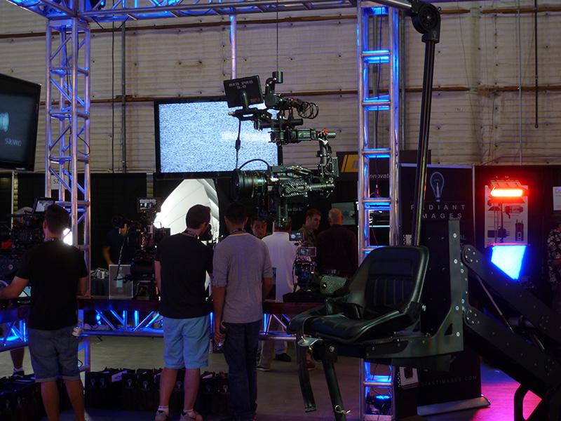 The Sights and Sounds of Cine Gear 2014 – Part I 13