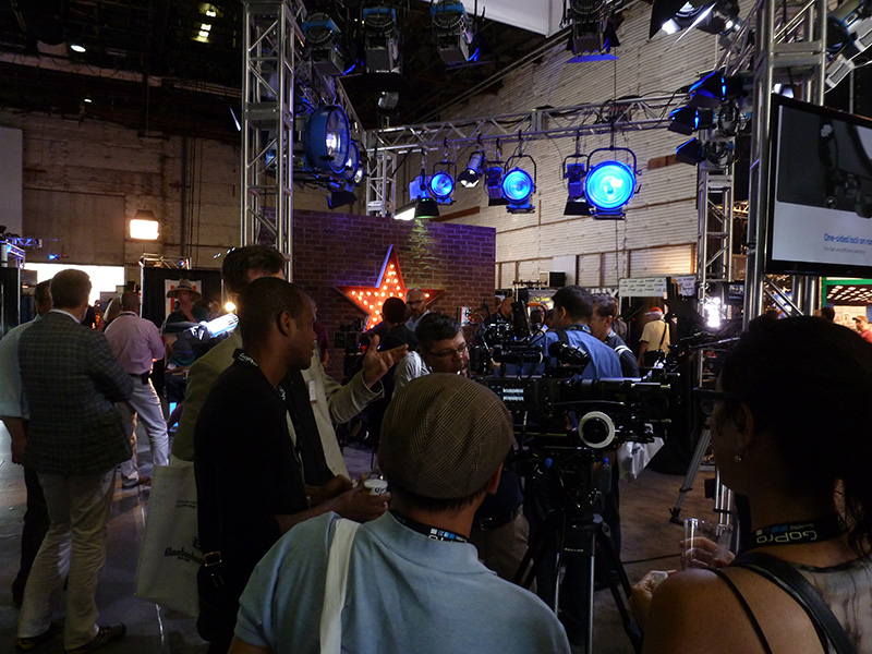 The Sights and Sounds of Cine Gear 2014 – Part I 11