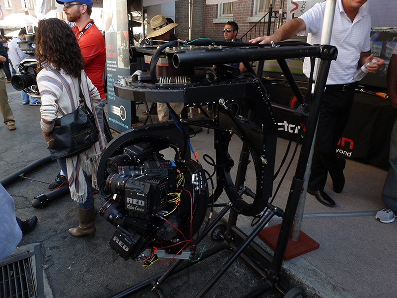 The Sights and Sounds of Cine Gear 2014 – Part I 21