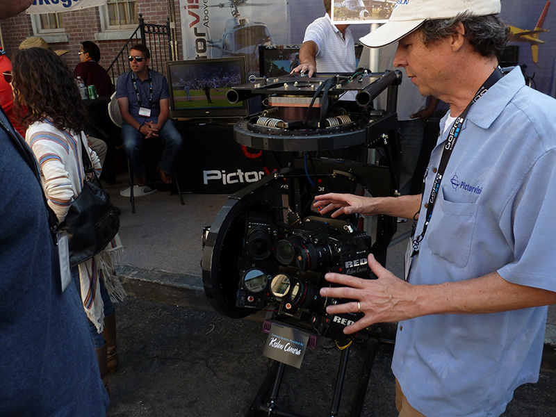 The Sights and Sounds of Cine Gear 2014 – Part I 22