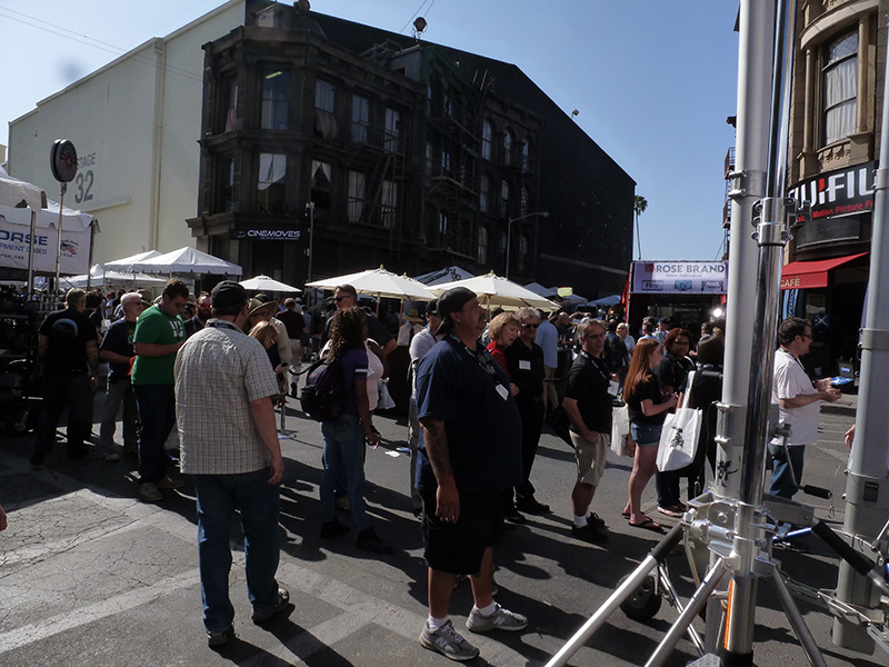 The Sights and Sounds of Cine Gear 2014 – Part I 24