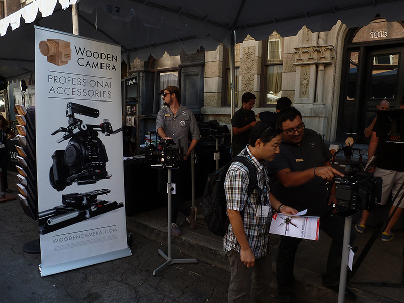 The Sights and Sounds of Cine Gear 2014 – Part I 30