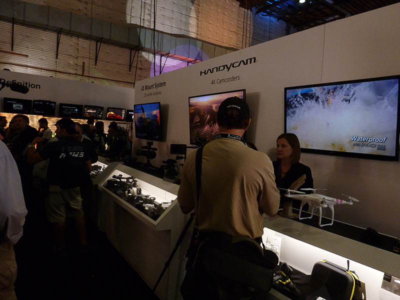 The Sights and Sounds of Cine Gear 2014 – Part I 19