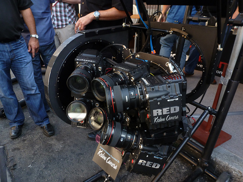 The Sights and Sounds of Cine Gear 2014 – Part I 10