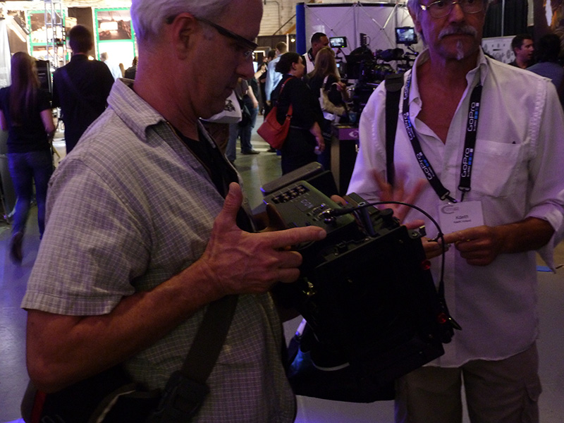 The Sights and Sounds of Cine Gear 2014 – Part I 18
