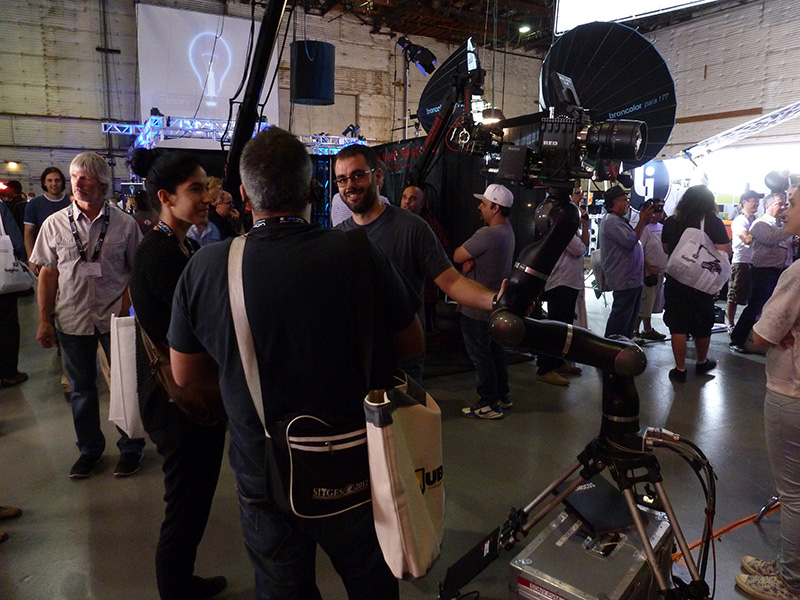 The Sights and Sounds of Cine Gear 2014 – Part I 17