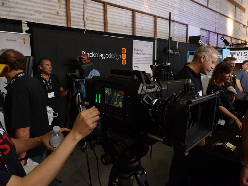 The Sights and Sounds of Cine Gear 2014 – Part I 16