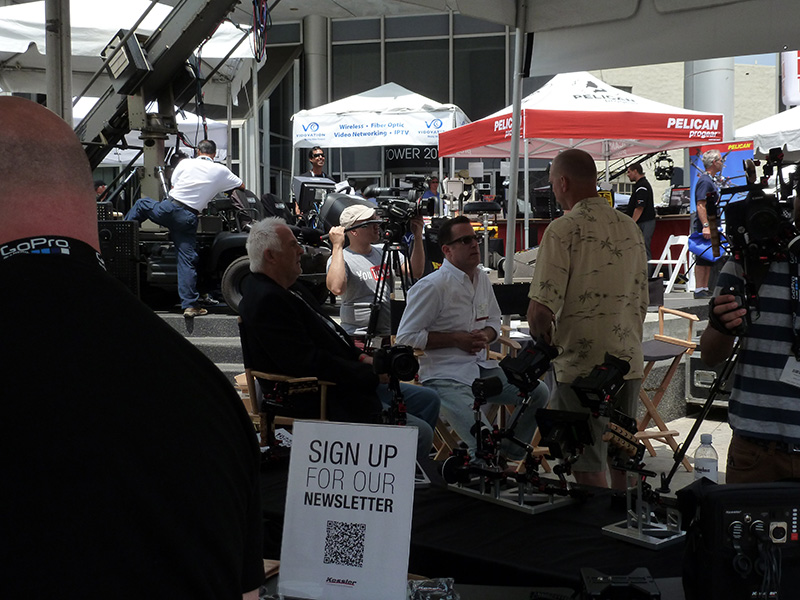 The Sights and Sounds of Cine Gear 2014 – Part II 116