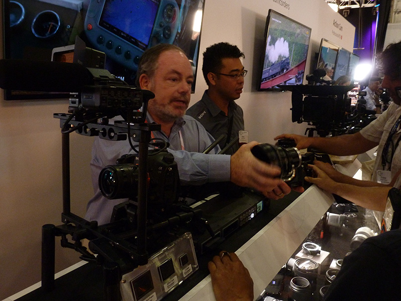 The Sights and Sounds of Cine Gear 2014 – Part II 136