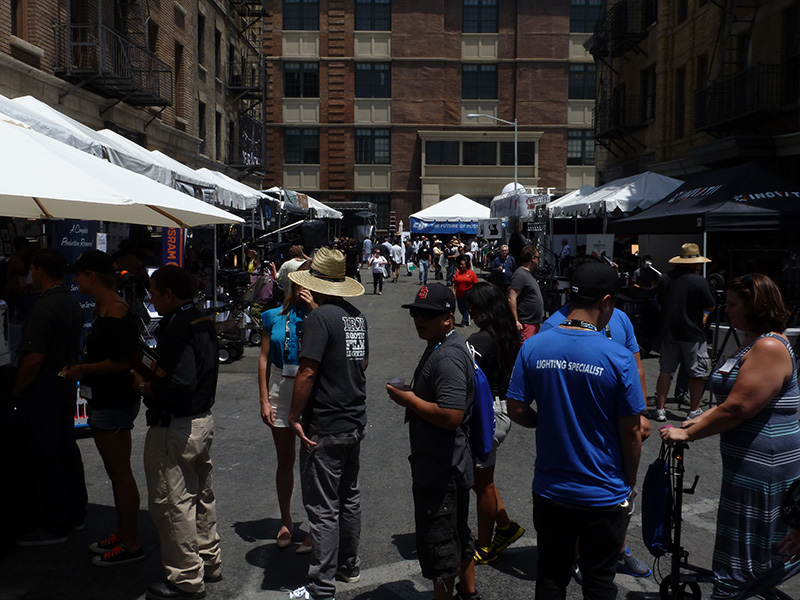 The Sights and Sounds of Cine Gear 2014 – Part II 150