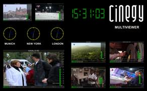 Cinegy launches version 9.5 of Cinegy Multiviewer at NAB 2013 3