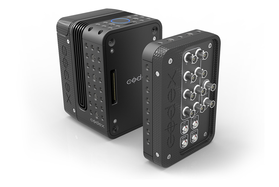 Codex Multi-Camera Recorder 7