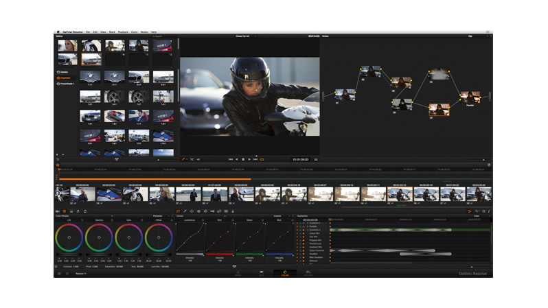 Blackmagic Design Announces DaVinci Resolve 11 Public Beta is Available Now 4