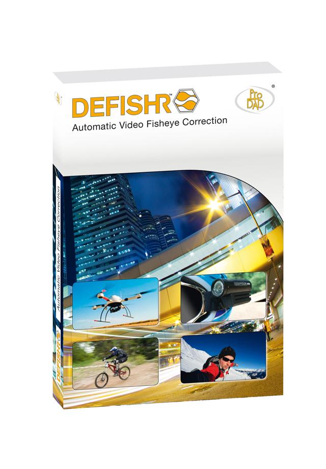 "proDAD® Debuts Defishr™ Automatic Video ""Fisheye"" Correction App; Flatens Warped Video & Still Image 4"