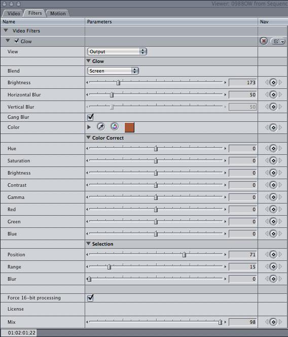Tiffen DFX 2 Digital Filters 28