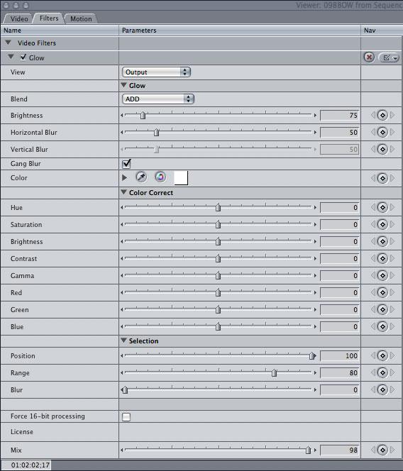 Tiffen DFX 2 Digital Filters 24