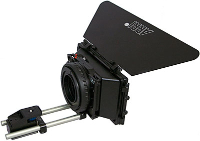 Abel Cine offers New Mattebox System for Canon 5D Mark II 3
