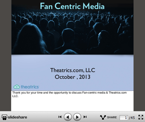Preview of Fan Centric Media 1