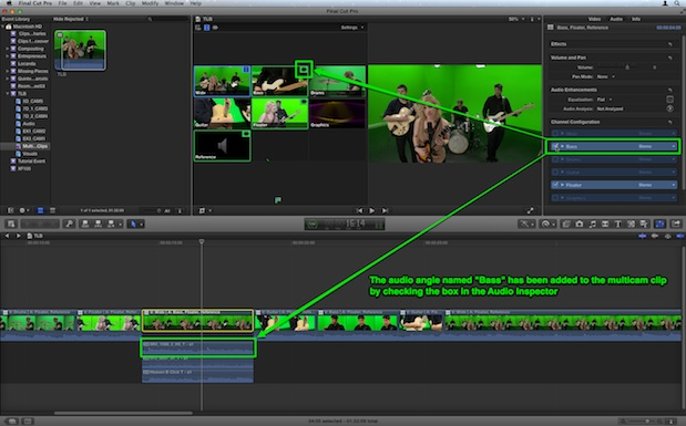 Final Cut Pro 10 0 6 Quick Look by Mark Spencer - ProVideo